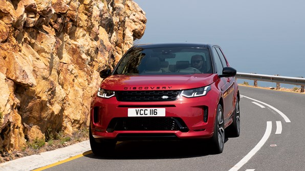 FORDYB DIG I DISCOVERY SPORT